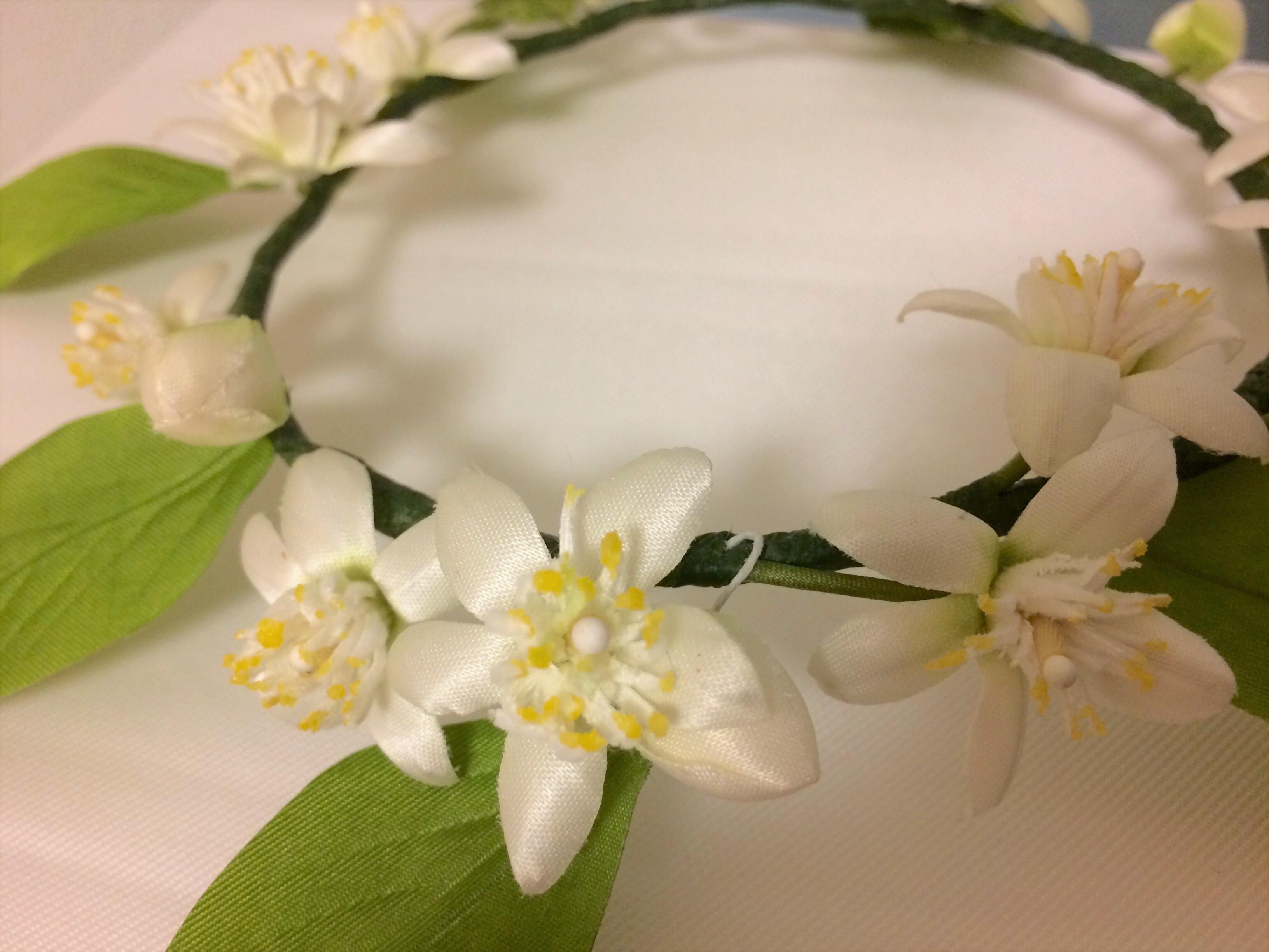 花冠 オレンジブロッサム hanayomesalon3