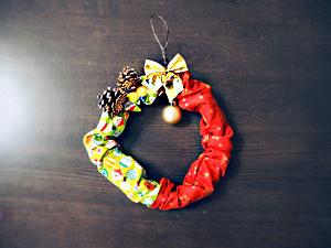 クリスマスリース☆20161212k03