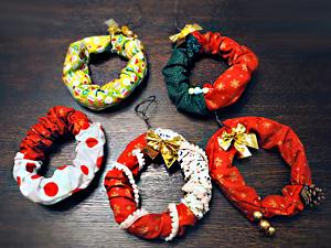 クリスマスリース☆20161214k01