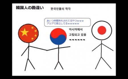 【動画】韓国の反応「韓国人の勘違いをマンガにしてみた」→永遠の〇国だったことが判明www [嫌韓ちゃんねる ~日本の未来のために~ 記事No14641