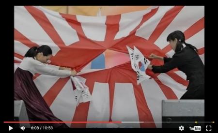 【動画】「おい韓国人!日本の象徴なんだよ!」旭日旗を非難する学生達に世界中から批判が殺到!世界の親日ぶりが明らかに [嫌韓ちゃんねる ~日本の未来のために~ 記事No14745