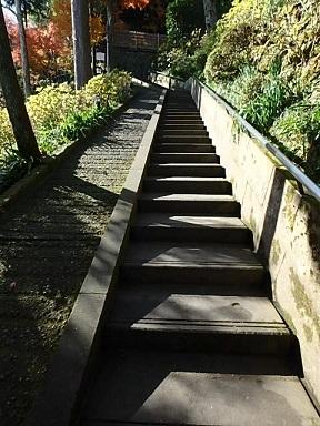 長谷 階段