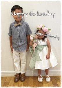 結婚式着画