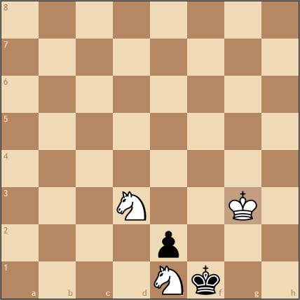渡井さんの本「図解チェス」に載っていた問題