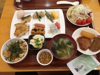 161211リッチモンドホテル浜松朝食ビュッフェ