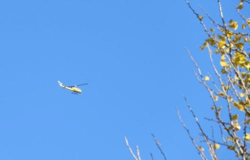 黄色のヘリコプター5