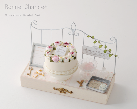 Miniature Bridal Set2