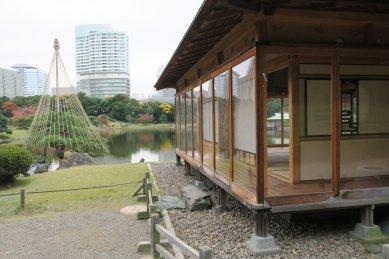 松の御茶屋(復元)