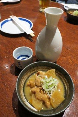 小さなルーティーン(日本酒一合)