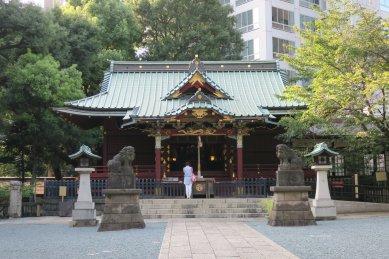 金王八幡宮・社殿