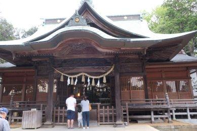 師岡熊野神社・本殿