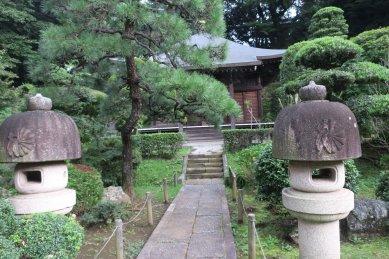 泉谷寺・観音堂
