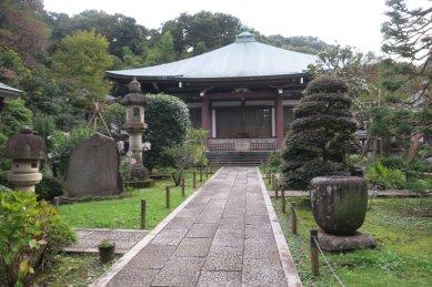 泉谷寺・本堂