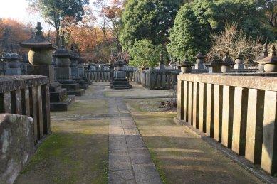 信綱一族の墓