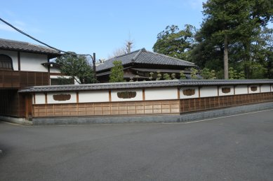 寛永寺特別参観・葵の間のある書院