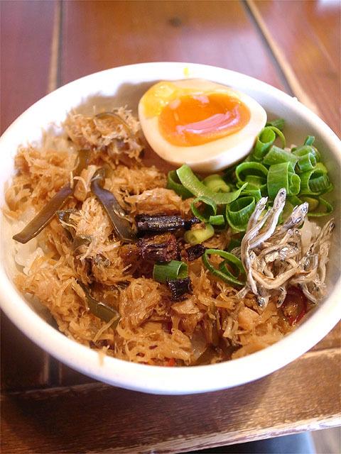 160306麺づくり蒼空-ホタテご飯