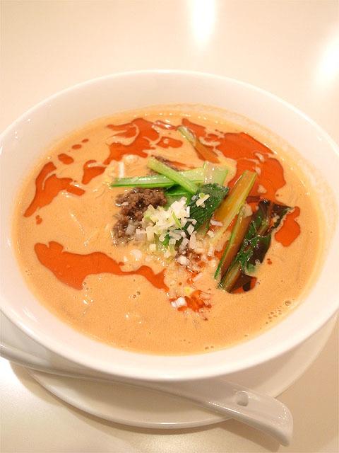 160315中華ダイニング華火-担々麺