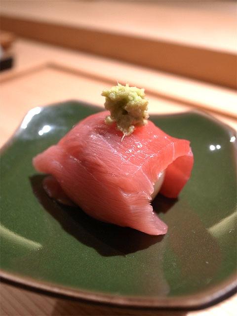 150820吉乃-薫製の半熟うずら卵 トロと山葵 山椒漬け