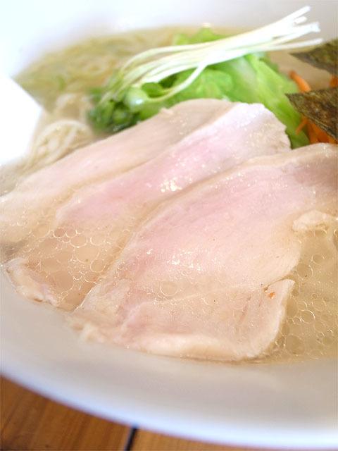 160429トキちゃん-塩らーめん・肉