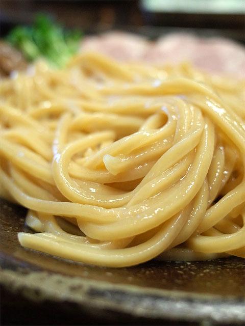 170108若葉-つけそば・麺