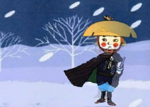 北風小僧の寒太郎