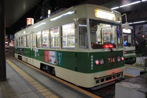 広島市電再び