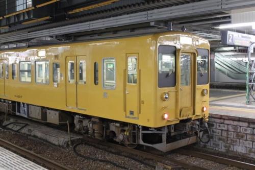 朝の広島駅①