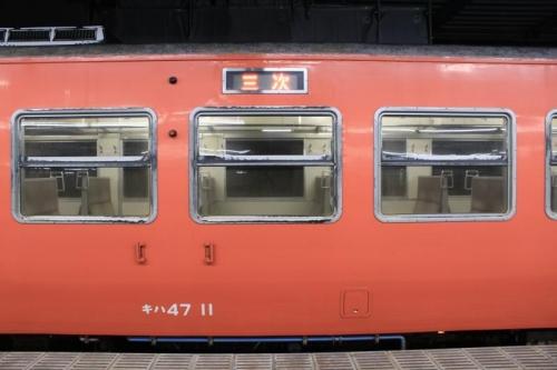 朝の広島駅⑨