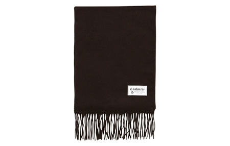 MGJ-AC10 CASHMERE STOLE BROWN_R