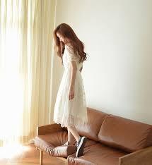 白ファッション画像
