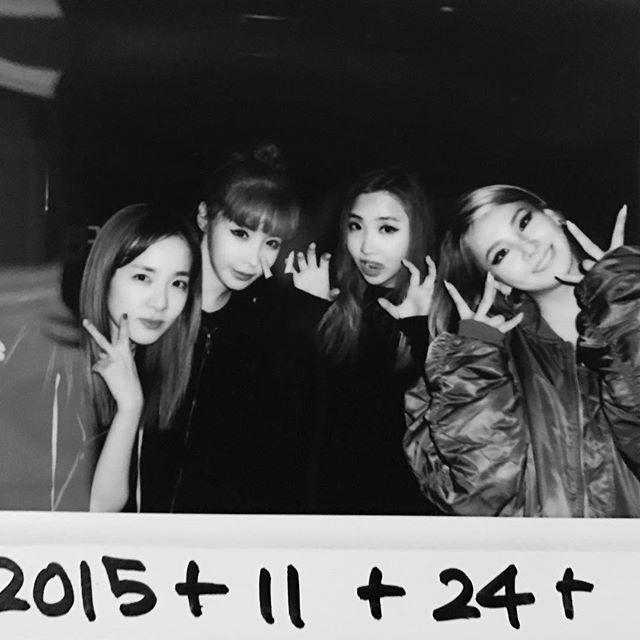 2NE1 2015