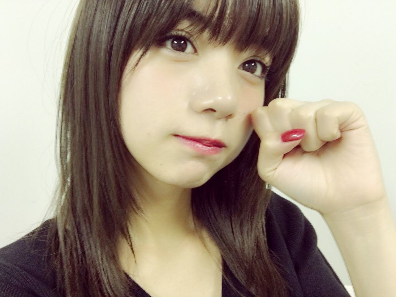 池田エライザの自撮り画像