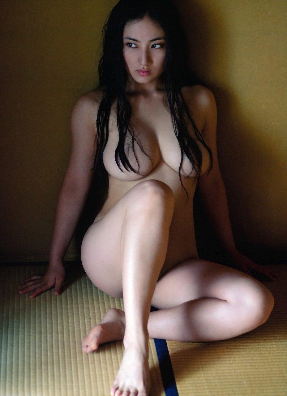紗綾のヌード写真集「紗綾」画像