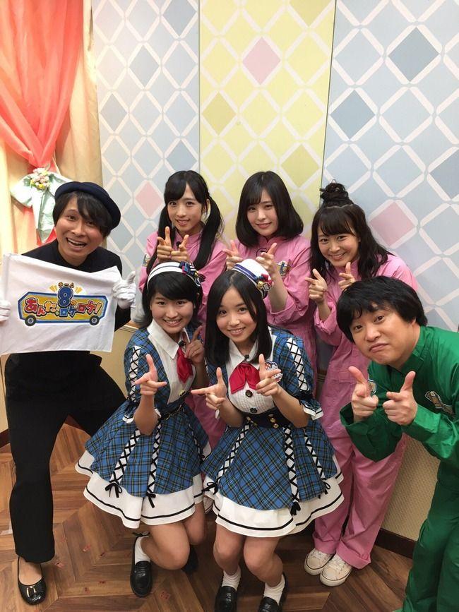 AKB48の新人、中学2年(13)平野ひかるの着衣巨乳