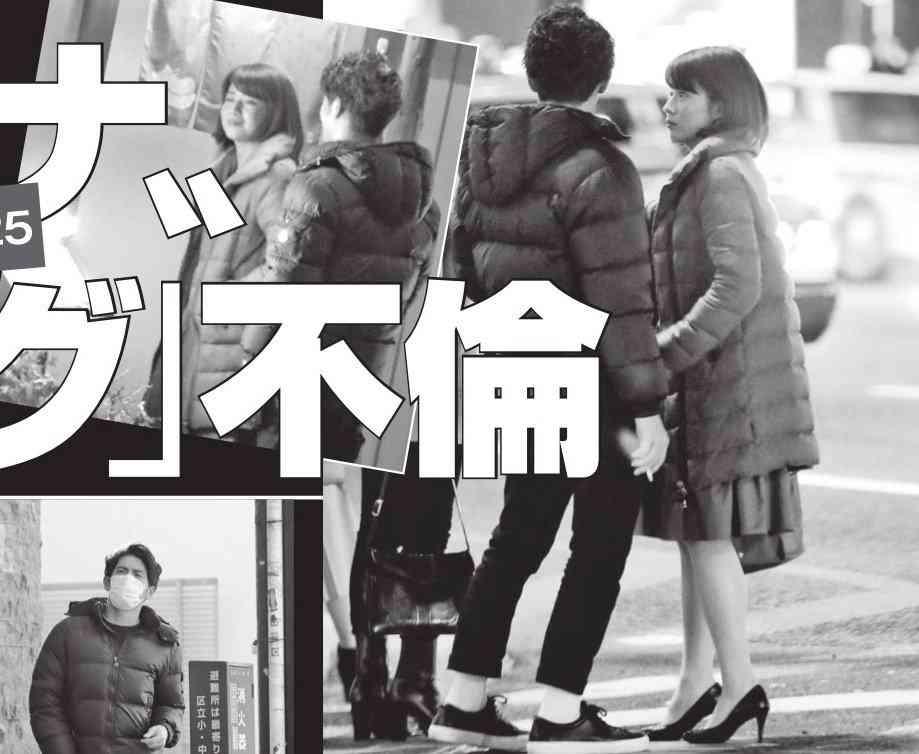 週刊文春が撮った田中萌アナと加藤泰平アナの不倫ツーショット