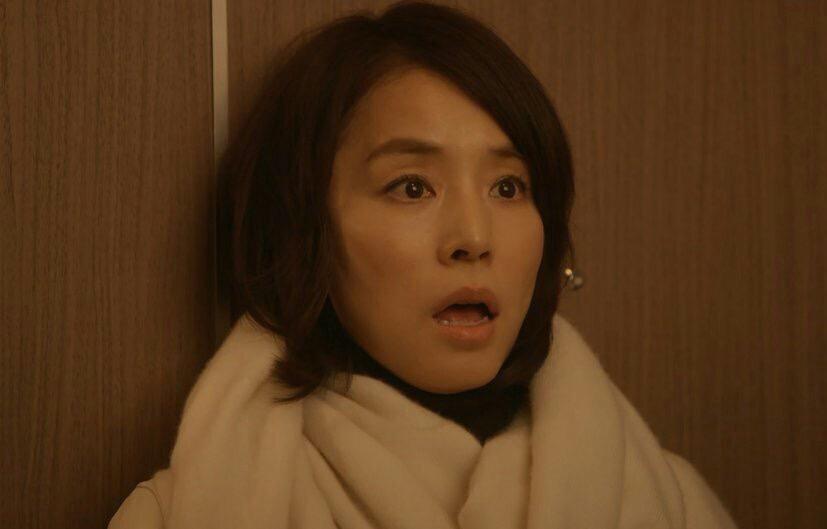 ドラマ「逃げるは恥だが役に立つ」の石田ゆり子のイキ顔