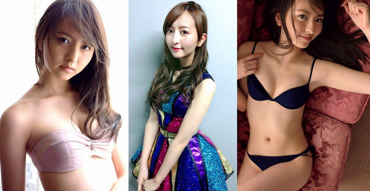 AKB48メンバーの水着グラビア