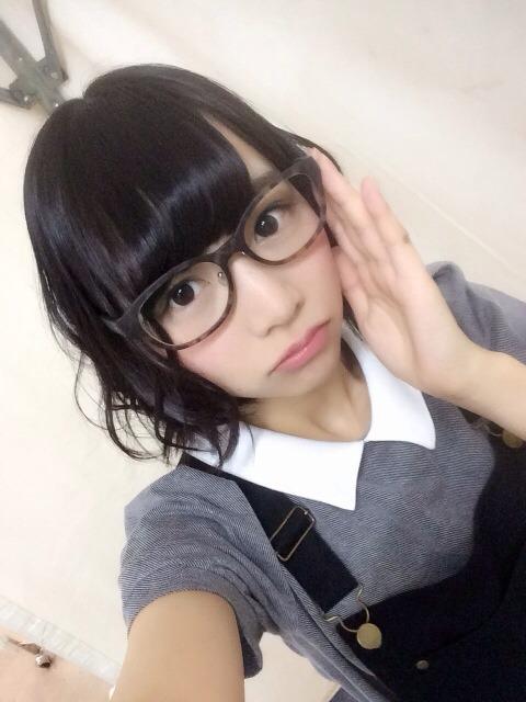 乃木坂46・北野日奈子の自撮り画像