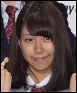 欅坂46の原田まゆ