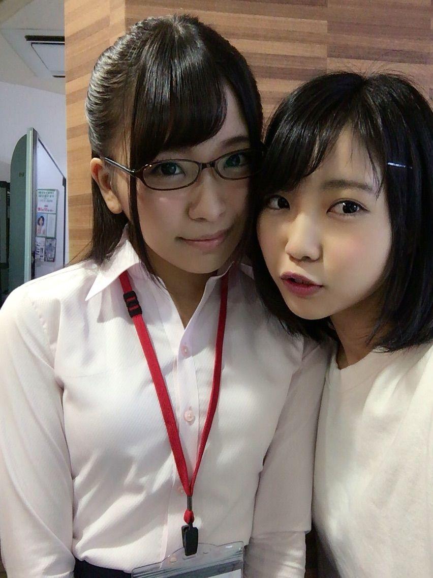 SODのAV女優・加藤ももかと戸田真琴のツーショット