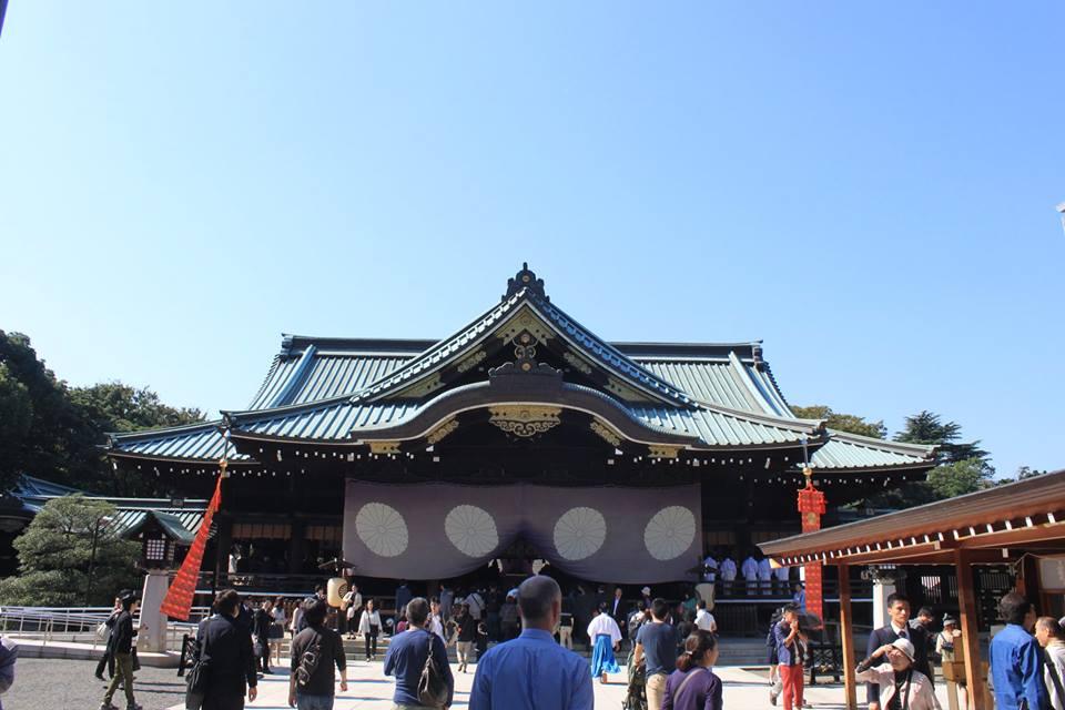 平成26年 秋 靖国神社
