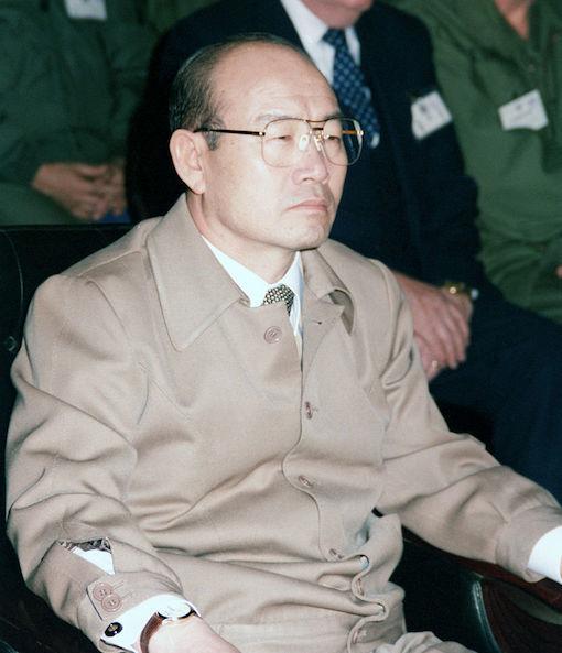 全斗煥大統領写真