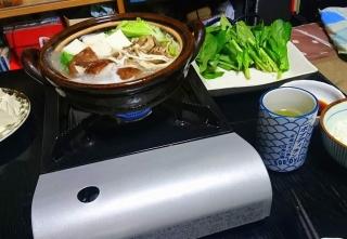 湯豆腐20161127
