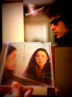 矢野真紀とディラン!