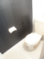 プリンスハイム高島トイレ