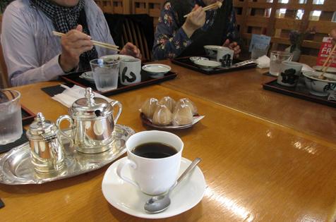 20161113灸まん喫茶