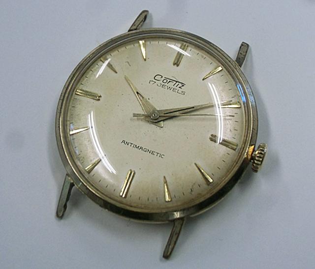 買ってきたジャンク時計