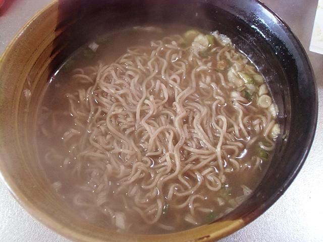 トーエーノンカップ蕎麦