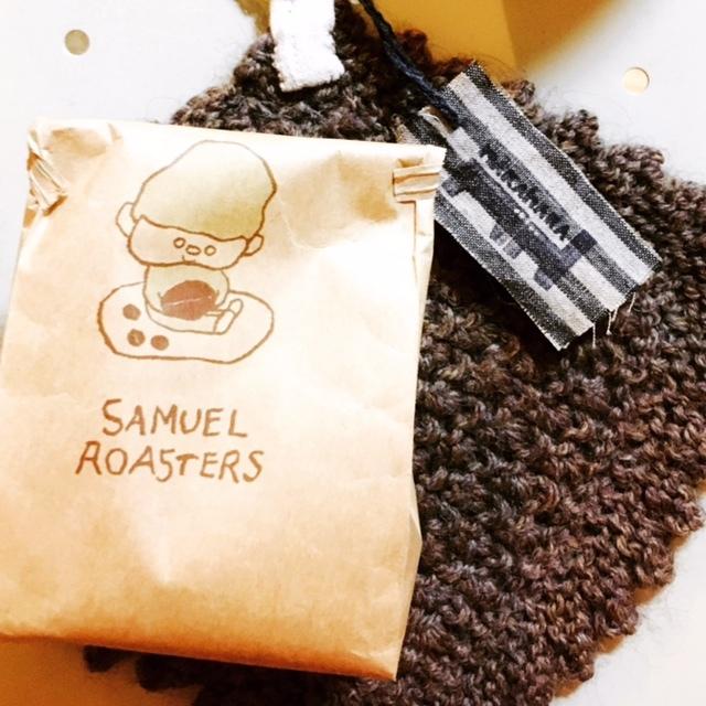 samuel roasters パッケージ