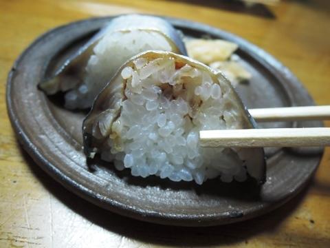 さんま姿寿司⑦